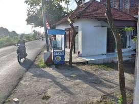 Tanah Murah Sidoarjo Luas 320m Pinggir Jl Raya Dungus Sukodono-Kriyan