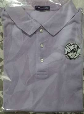 Branded Ladies & Gents 100% polo t-shirts available in wholesale price