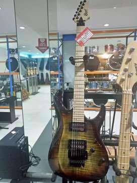 Cort E/Guitar X300 BKB Kredit Jakarta