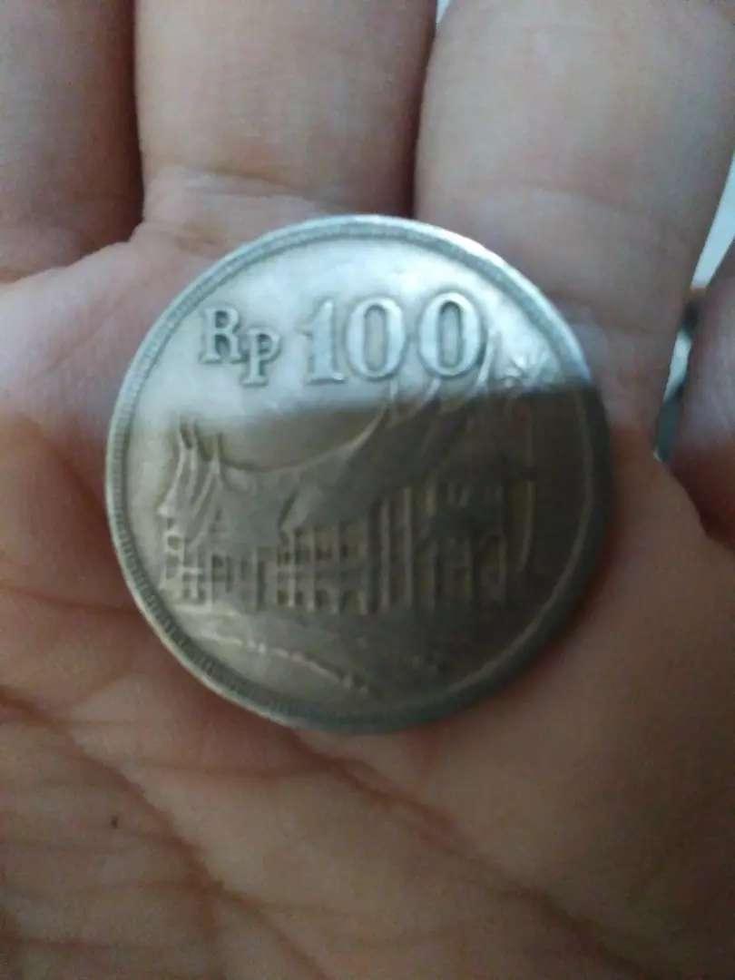 coin 100rupiah 1973