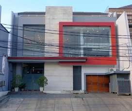 Gedung 4 Lantai Siap Huni di Pluit Jakarta Utara