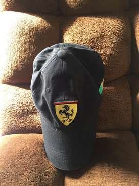 Topi ferrari original full tag