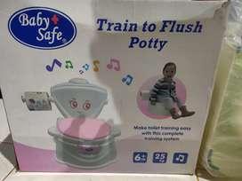 Jual pot untuk latihan buang air anak