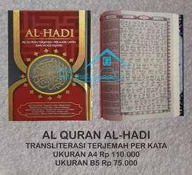 Al Quran mushaf transliterasi dan terjemah per kata (Semarang)