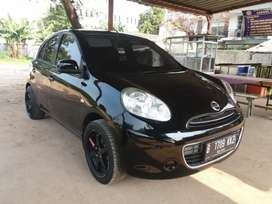 Nissan march 2012 manual , body mulus 68 JT nego