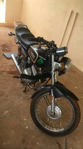 Rx135 for sale single owner bike with good condition
