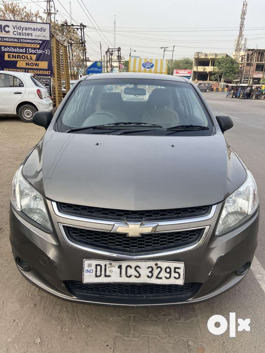 Chevrolet Sail 1.2 LS, 2014, Diesel