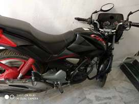 Good condition in bike only genuine person contact me