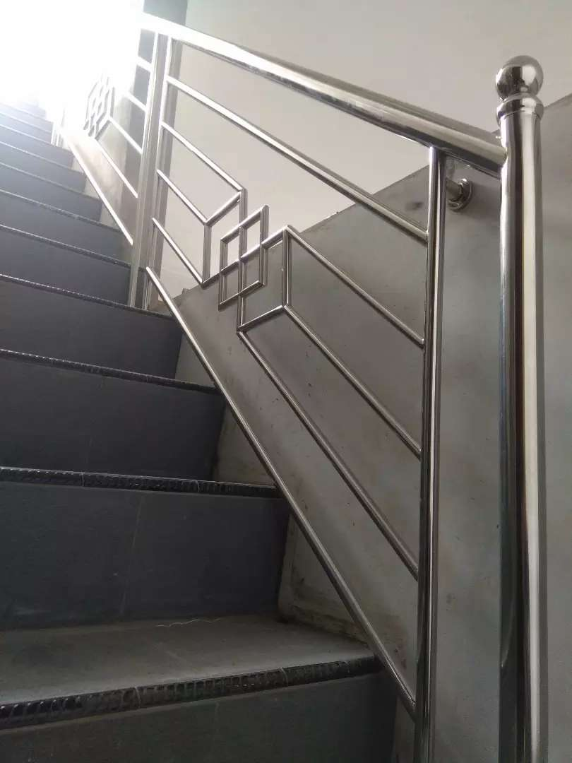 Hendrell tangga&pagar balkon 0