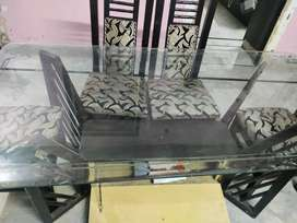 Dinning table good condition at reasonable price