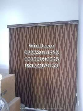 Wide Variety of Window Blinds