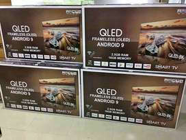 BEST PRICE 40 INCH SMART ANDROID LED TV ONLY 12499 1 YEAR WARRANTY