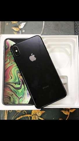 Iphone xs max 64gb gray