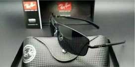 Rayban Pria Sunglasses Anti UV-Polarized Keren