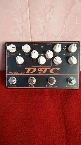 Efek Gitar Mosky Audio DTC
