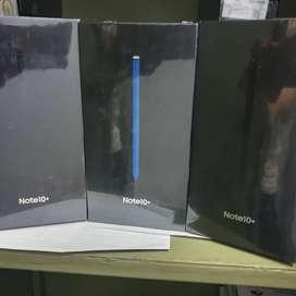 Samsung Galaxy Note 10 Plus 12/256GB Aura Garansi Resmi SEIN Bisa COD