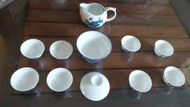 1 Set tea cup for dining room
