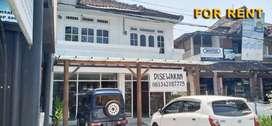 Di Sewakan Ruko 2 Lantai di Jl. Raya Kerobokan Bali