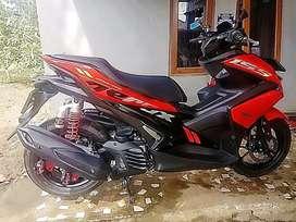 Dijual sepeda motor aerox