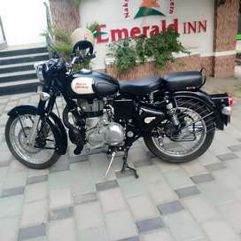 ROYAL ENFIELD CLASSIC 350 FOR RENT TO NRI GULF CUSTOMER