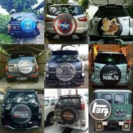 Cover/Sarung Ban CRV/Taouring DLL Bisa terios rush panther#Infinity Wa