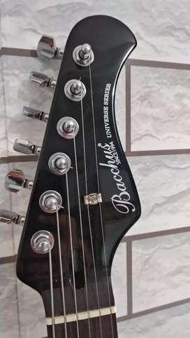 Fender Squier Bacchus Tipe Mustang Original