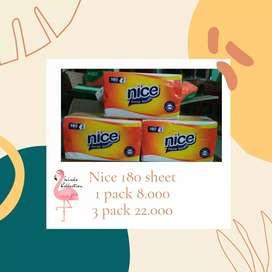 Tisu Nice 180 sheet