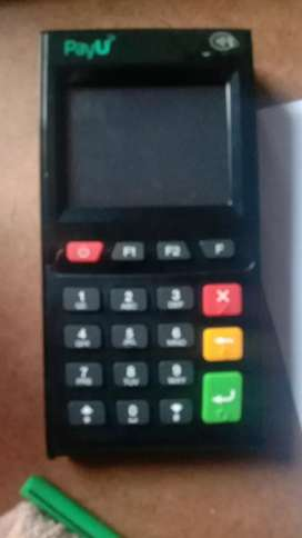 PayU POS machine