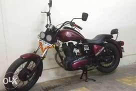 Modified bullet 350