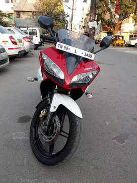 Yamaha R15 S model 2018