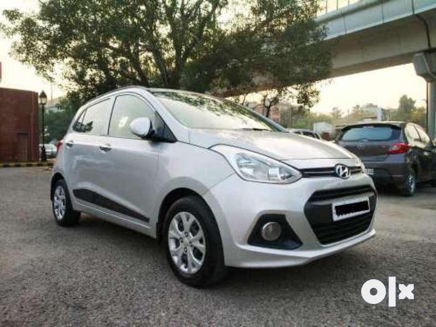 Hyundai Grand I10 Sportz 1.2 Kappa VTVT, 2014, Petrol 0