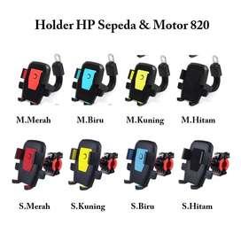 Phone Holder Untuk Sepeda & Motor
