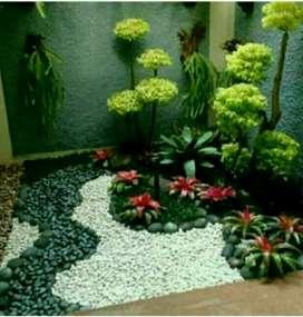 Tukang taman indah