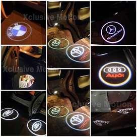 Door Welcome Light for Audi, BMW, Mercedes-Benz, Volvo, Jaguar, etc.