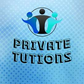 HOME TUTOR/ PRIVATE TUITION