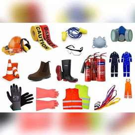 All saftey item availble plz contact hadware store
