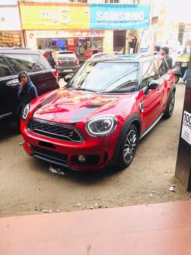 MINI Countryman Cooper S JCW Inspired is the top petrol variant