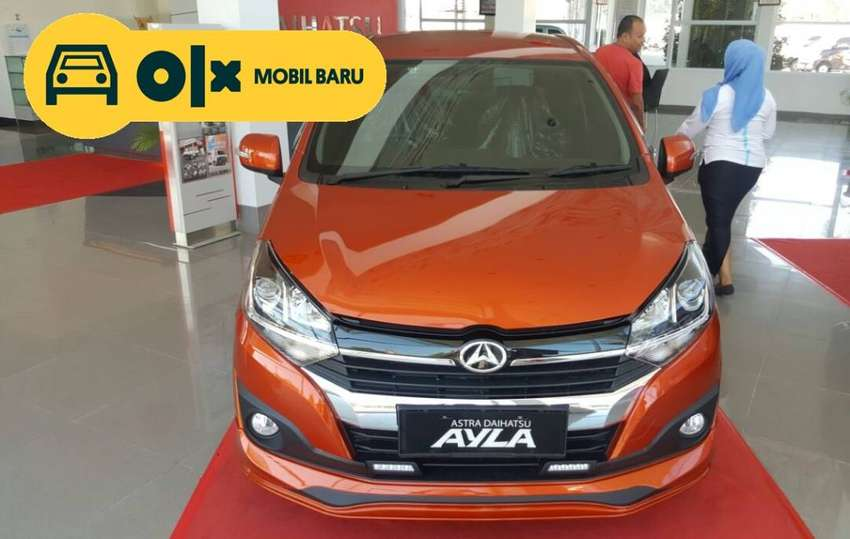 [Mobil Baru] Daihatsu Ayla PROMO September Ceria 2019 0