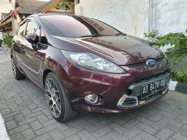 Ford Fiesta 1.6 S At 2013 Istw