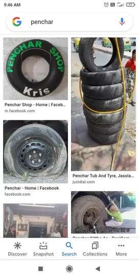 Penchar ka kaam khole sirf, 5000 monthly rent pr on road