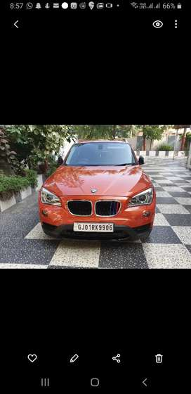 BMW X1 2015 Diesel Well Maintained fully insured