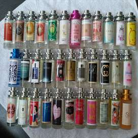 Parfume bibit thailand 35 ml Harga 20.000