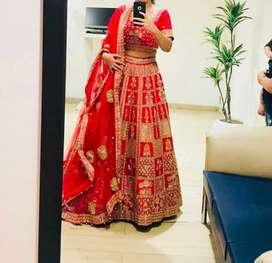 Latest Lehenga 2020, Total Hand Work and with Precision