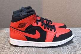 Jual Air Jordan 1 MID BRED