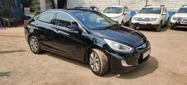 Hyundai Verna 2014 Petrol Well Maintained