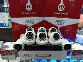 CCTV 4Mp super bening Garansi 1 tahun.