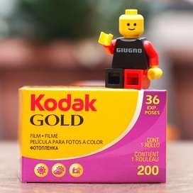 Kodak GOLD 200 - Roll Film 35mm