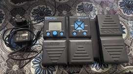 Zoom G1XON with Power Adaptor