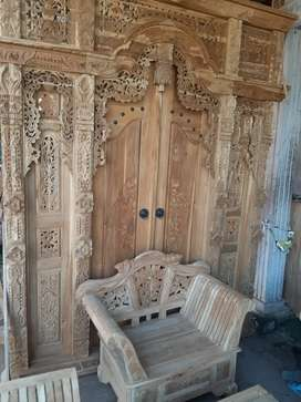 nasrun cuci gudang pintu gebyok gapuro jendela rumah masjid musholla
