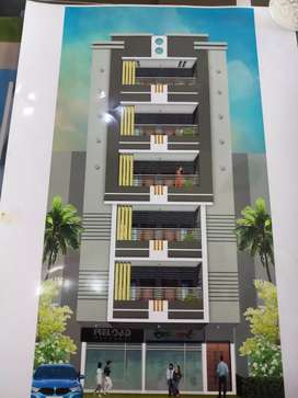 Booking now 1bed lunch commercial project